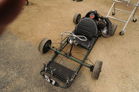 dale kart Silverstone Classic 2010 dale kart